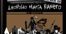 Película Una noche con Panero - El concierto