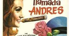 Película Una señora llamada Andrés