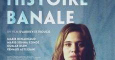Película Une histoire banale