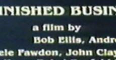 Película Unfinished Business