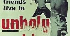 Película Unholy Matrimony