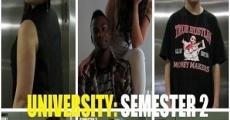University: Semester 2 streaming