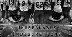 Película Unspeakable Indiscretions