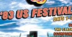 US Festival 1983 Days 1-3 (2009) stream