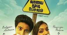 Vaayai Moodi Pesavum streaming