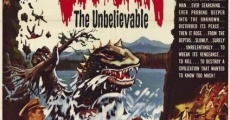 Filme completo Varan the Unbelievable