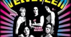 Película Velveteen Muff