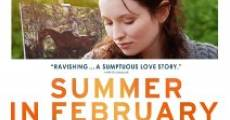 Summer in February film complet