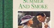 Película Verano y humo