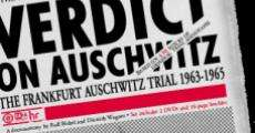 Película Verdict on Auschwitz