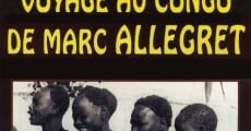 Voyage au Congo streaming