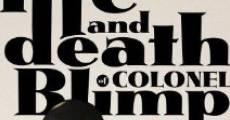 Filme completo Coronel Blimp