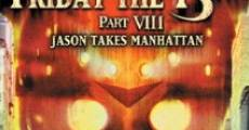 Vendredi 13, chapitre 8: Jason à Manhattan streaming