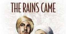 La grande pioggia