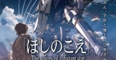 Película Voices of a Distant Star