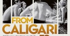 Von Caligari zu Hitler: Das deutsche Kino im Zeitalter der Massen streaming
