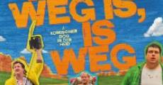 Ver película Was weg is, is weg