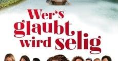 Película Wer's glaubt wird selig