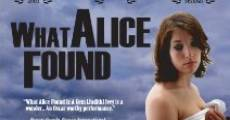 Ver película What Alice Found