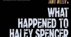 Película What Happened to Haley Spencer?