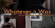 Whatever It Was (2009) stream