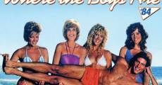 Película Where the Boys Are '84