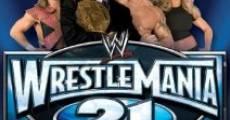 WrestleMania 21 (2005) stream