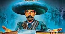 Película Zapata en Chinameca