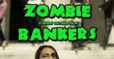 Película Zombie Bankers