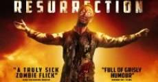 Película Zombie Resurrection