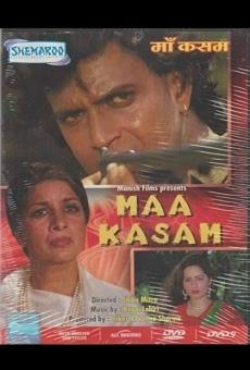Ver película Maa Kasam