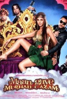 Watch Maan Gaye Mughall-E-Azam online stream