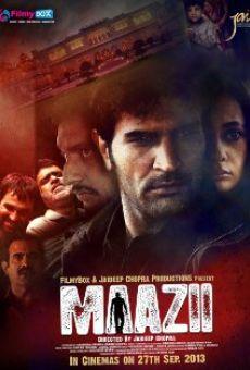 Watch Maazii online stream