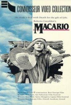 Película: Macario