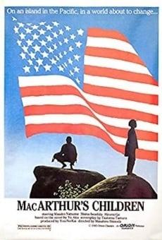 Ver película MacArthur's Children