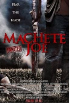 Watch Machete Joe online stream