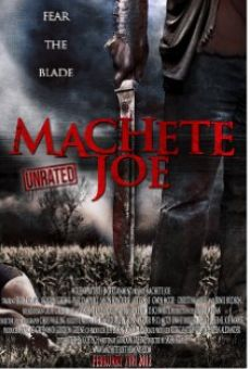 Machete Joe on-line gratuito