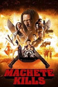 Machete Kills online gratis