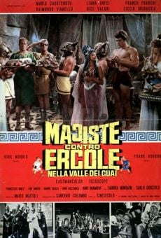 Maciste contro Ercole nella valle dei guai on-line gratuito