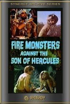 Ver película Maciste contra los monstruos
