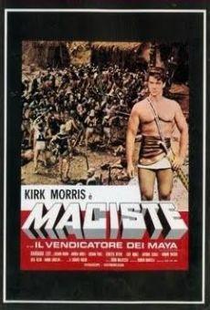 Maciste, le vengeur du dieu maya