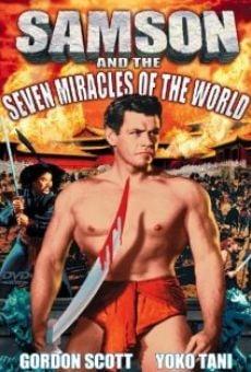 Ver película Maciste: En la corte del Gran Khan