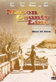 Macon County Line on-line gratuito