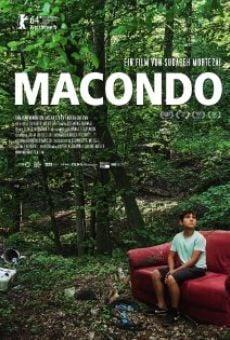 Película: Macondo