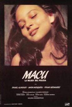 Ver película Macu, la mujer del policía