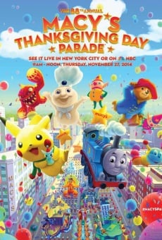 Macy's Thanksgiving Day Parade on-line gratuito