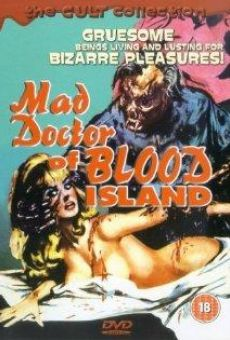 Película: Mad Doctor of Blood Island