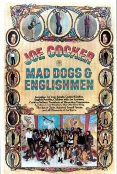 Mad Dogs & Englishmen on-line gratuito
