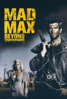 Mad Max Beyond Thunderdome on-line gratuito