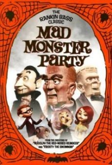 Película: Mad Monster Party?